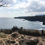 静岡の城ヶ崎海岸